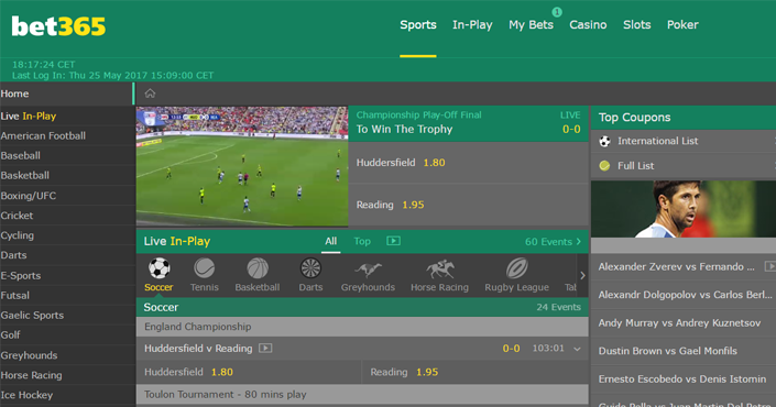 How To Place Bet On Bet365