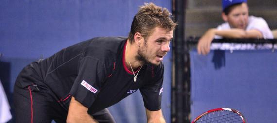 Stanislas Wawrinka US Open