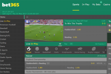 New bet365 account