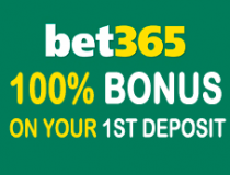 Bet365 Welcome Bonus